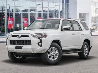 New 2021 Toyota 4Runner 4RUNNER for sale in Pickering, ON