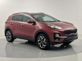 Used 2020 Kia Sportage EX Premium S   Heated Seats   Panoramic Sunroof   Wireless Charger for sale in Winnipeg, MB