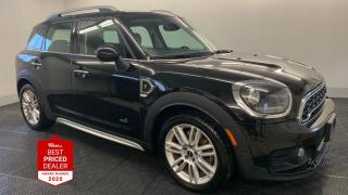 Used 2018 MINI Cooper Countryman Cooper S ALL4 AWD *HEATED LEATHER - PANORAMIC* for sale in Winnipeg, MB