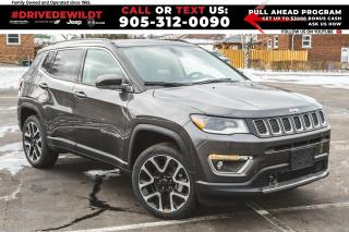 New 2021 Jeep Compass Limited | Elite Grp | Advanced Safety | for sale in Hamilton, ON