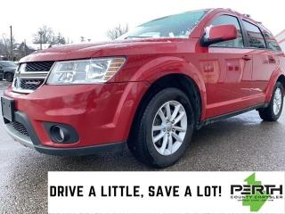 Used 2015 Dodge Journey SXT | Remote Start | 7 Seater | Bluetooth | for sale in Mitchell, ON
