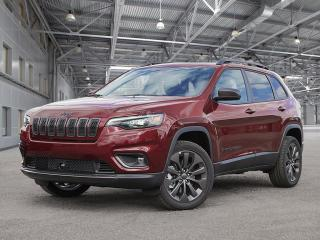New 2021 Jeep Cherokee North for sale in Mississauga, ON