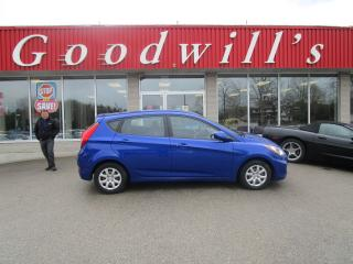 Used 2014 Hyundai Accent GL! HEATED SEATS! BLUETOOTH! for sale in Aylmer, ON