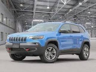 New 2021 Jeep Cherokee Trailhawk Elite for sale in Slave Lake, AB