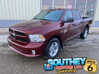New 2021 RAM 1500 Classic Tradesman for sale in Southey, SK