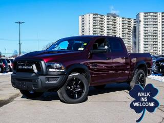 New 2021 RAM 1500 Classic Warlock | Heated Seats | Nav for sale in Kitchener, ON
