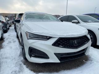 New 2021 Acura TLX A-Spec for sale in Maple, ON