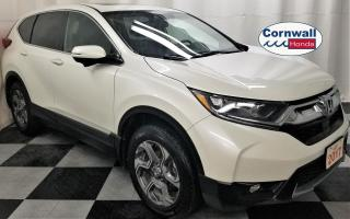 Used 2017 Honda CR-V EX-L One Owner, Clean CarFax, Leather for sale in Cornwall, ON