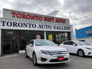 Used 2011 Ford Fusion Hybrid S HYBRID! PARK SENSOR! AMBIANCE LIGHT! for sale in Toronto, ON