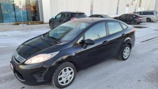 Used 2012 Ford Fiesta 4dr Sdn SE for sale in Mississauga, ON