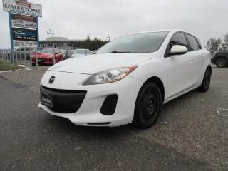 Used 2012 Mazda MAZDA3 ACCIDENT FREE for sale in Newmarket, ON