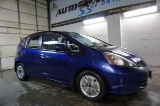 Used 2009 Honda Fit LX HB CERTIFIED 2YR WARRANTY CRUISE ALLOYS KEYLESS AUX POWER OPTIONS for sale in Milton, ON