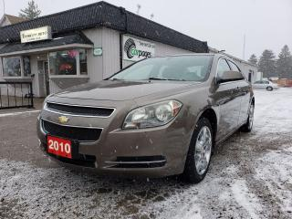 Used 2010 Chevrolet Malibu 2LT for sale in Bloomingdale, ON