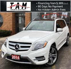 Used 2014 Mercedes-Benz GLK-Class 250 BlueTEC NAVI 360Cam Back-Up Camera Blind Spot PDC Panoramic Sunroof DIESEL for sale in North York, ON