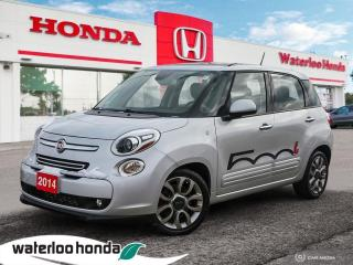 Used 2014 Fiat 500 L Sport for sale in Waterloo, ON
