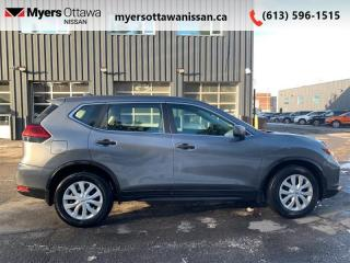 Used 2017 Nissan Rogue S  -  SiriusXM for sale in Ottawa, ON