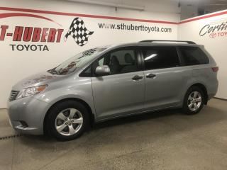 Used 2017 Toyota Sienna 5DR 7-PASS FWD for sale in St-Hubert, QC