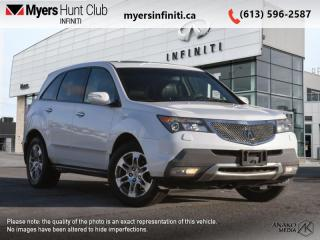 Used 2009 Acura MDX Tech for sale in Ottawa, ON