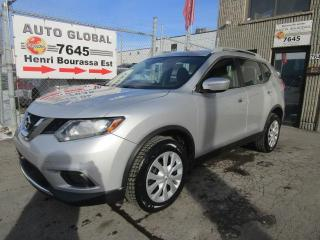 Used 2015 Nissan Rogue Traction intégrale, 4 portes S AWD for sale in Montréal, QC