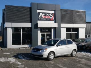 Used 2011 Hyundai Accent L HATCHBACK + INSPECTÉ + FREINS AVANT NEUFS for sale in Sherbrooke, QC