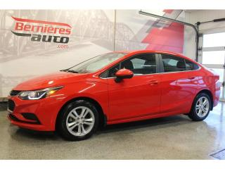 Used 2018 Chevrolet Cruze LT for sale in Lévis, QC