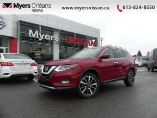 Used 2017 Nissan Rogue SL Platinum  - Sunroof -  Navigation - $161 B/W for sale in Orleans, ON