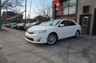 Used 2014 Toyota Camry HYBRID XLE  TOIT NAV CAMÉRA for sale in Laval, QC
