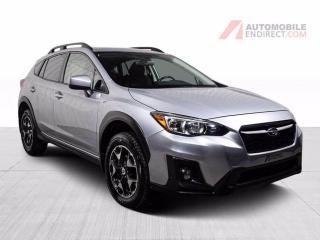 Used 2018 Subaru XV Crosstrek TOURING AWD A/C MAGS CAMERA DE RECUL for sale in St-Hubert, QC