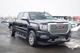 Used 2018 GMC Sierra 1500 DENALI CREW CAB 4X4 CUIR TOIT MAGS CAMERA DE RECUL for sale in St-Hubert, QC