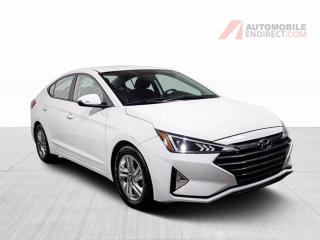 Used 2019 Hyundai Elantra PREFERRED A/C GROUPE ELECTRIQUE MAGS for sale in St-Hubert, QC