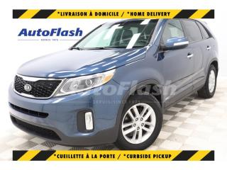 Used 2014 Kia Sorento EX* AWD* CUIR/LEATHER* 2.4L* 4CYL* CAMERA* for sale in St-Hubert, QC