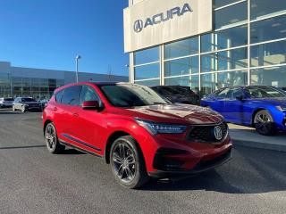 Used 2019 Acura RDX A-SPEC SH-AWD  + CUIR + GPS + TOIT PANO for sale in Ste-Julie, QC