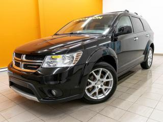 Used 2017 Dodge Journey GT AWD SIÈGES / VOLANT CHAUFFANT *CUIR* for sale in Mirabel, QC
