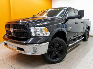 Used 2016 RAM 1500 OUTDOORSMAN 4X4 *ECODIESEL* SIEGES CHAUFF *PROMO for sale in Mirabel, QC