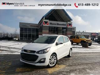 Used 2019 Chevrolet Spark LT  - Android Auto -  Apple CarPlay - $94 B/W for sale in Ottawa, ON