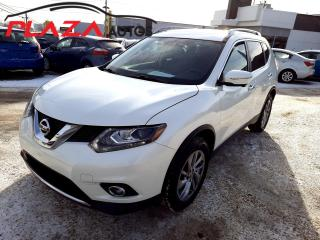Used 2015 Nissan Rogue AWD 4dr SL, GARANTIE 1AN ET OU 15000KM for sale in Beauport, QC