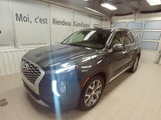 Used 2020 Hyundai PALISADE LUXURY CUIR TOIT OUVRANT HAYON MECHANIQUE for sale in Ste-Julie, QC