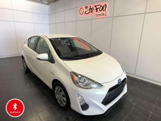 Used 2015 Toyota Prius c HYBRIDE - BLUETOOTH for sale in Québec, QC