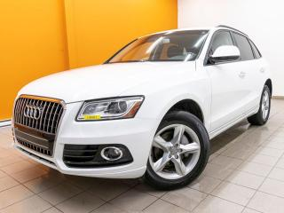 Used 2017 Audi Q5 2.0T KOMFORT QUATTRO SIÈGES CHAUF CUIR *TOIT PANO* for sale in St-Jérôme, QC