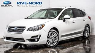 Used 2016 Subaru Impreza Sport TOIT.OUVRANT+MAGS+SIEGES.CHAUFFANTS for sale in Boisbriand, QC