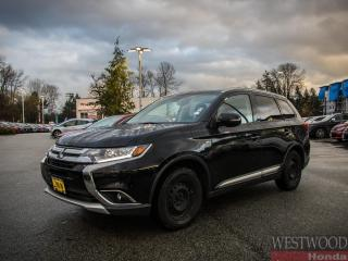 Used 2016 Mitsubishi Outlander SE for sale in Port Moody, BC