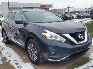 Used 2017 Nissan Murano SV AWD for sale in Cambridge, ON