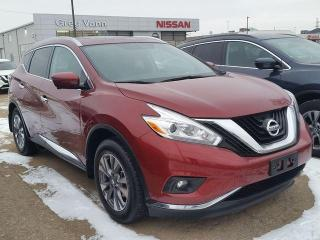 Used 2017 Nissan Murano Platinum AWD for sale in Cambridge, ON