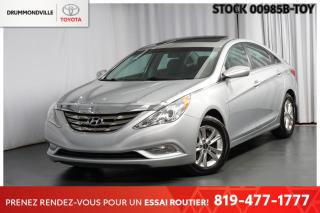 Used 2011 Hyundai Sonata APPLE CARPLAY| NAVIGATION| TRÈS PROPRE! for sale in Drummondville, QC