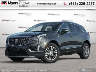 New 2021 Cadillac XT5 Premium Luxury  - Navigation for sale in Ottawa, ON