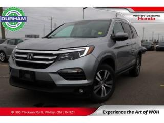 Used 2018 Honda Pilot w/Navigation for sale in Whitby, ON