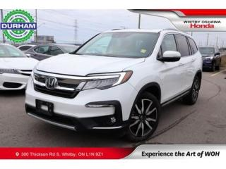 Used 2020 Honda Pilot 7 PASSENGER for sale in Whitby, ON