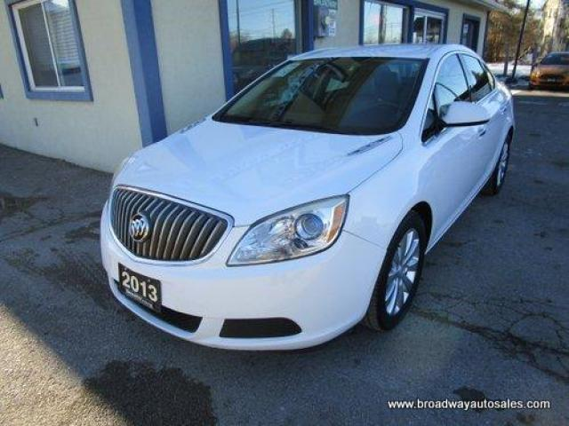 2013 Buick Verano POWER EQUIPPED CX EDITION 5 PASSENGER 2.4L - ECO-TEC.. LEATHER TRIM.. CD/AUX/USB INPUT.. BLUETOOTH SYSTEM.. KEYLESS ENTRY..