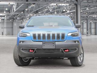 New 2021 Jeep Cherokee Trailhawk for sale in Concord, ON