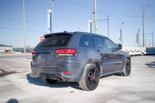 Used 2020 Jeep Grand Cherokee SRT HIGH PERFORMANCE BRAKES/AUDIO/TRAILER TOW GROU for sale in Concord, ON